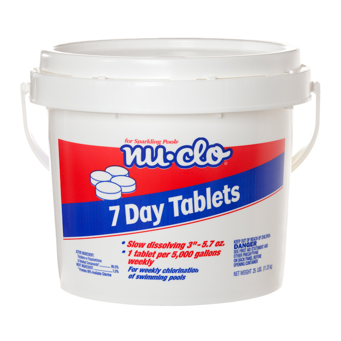 7 day tablets