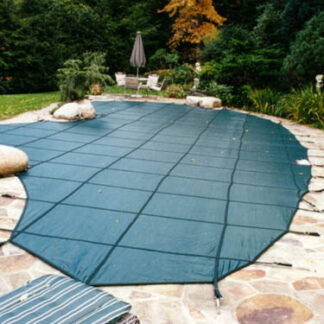 Pool closing cover